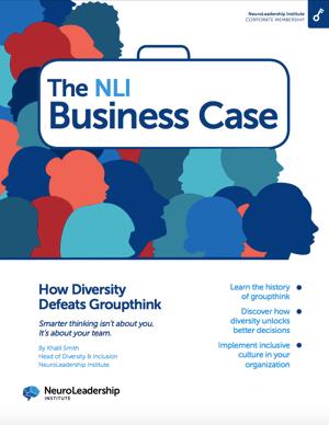 Diversity Defeats Groupthink Cover Art